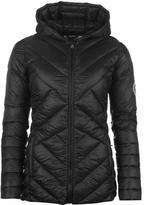 Soul Cal SoulCal Micro Bubble Hooded Jacket Ladies