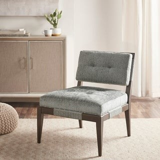 Madison Home USA Martine Armless Accent Chair