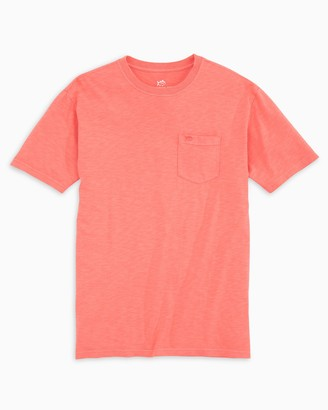 Southern Tide Beachwalker Short Sleeve Pocket T-Shirt