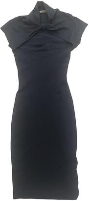 Plein Sud Jeans Black Polyester Dresses