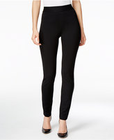 INC International Concepts Pull-On Tummy-Control Skinny Pants, Only at Macy's