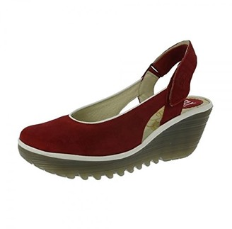 Fly London Women's Yipi831Fly Sling Back Sandals