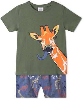 Milkshake Cheeky Giraffe Pyjamas