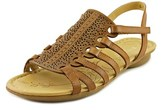 Naturalizer Whisper Women Open-toe Leather Slingback Sandal.
