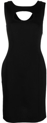 Givenchy Cut-Out Sleeveless Dress