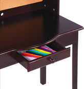 Guidecraft Kids Desk-Espresso