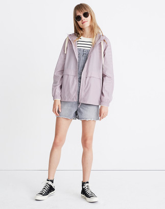 Madewell Raincheck Packable Raincoat