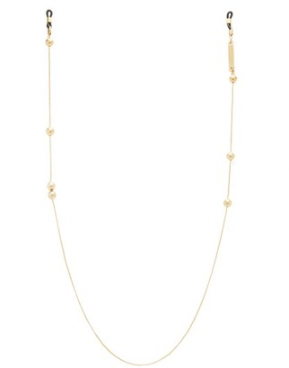 Frame Chain Golden Balls 18kt Gold-plated Glasses Chain - Yellow Gold