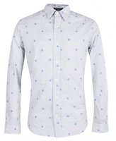 Denham Jeans Anchor Stripe Shirt