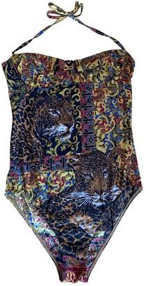 Jean Louis Scherrer Jean-louis Scherrer Multicolour Lycra Swimwear