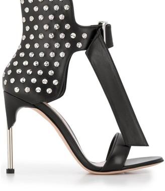 Alexander McQueen Stud Detail Sandals