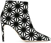 DSQUARED2 Japanese star knit booties