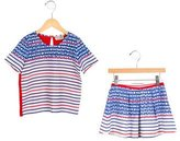 Preen Girls' Two-Piece Skirt Set