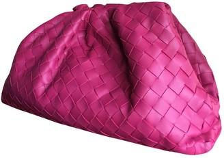 Bottega Veneta Pouch Pink Leather Clutch bags