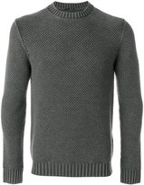 Lardini round neck jumper