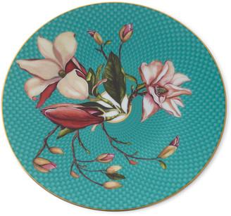 Raynaud Tresor Fleuri Magnolia Dessert Plate