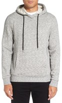 Michael Stars Men's Heathered Hoodie