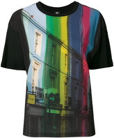 Paul Smith graphic printed T-shirt