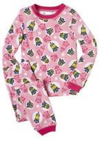 MINIONS Girls' 2-Piece Thermal Underwear Set