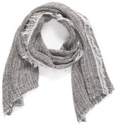 Eileen Fisher Women's Organic Linen & Cotton Woven Scarf