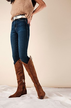 Fp Collection Rue Slouch Western Boots
