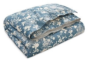 Ralph Lauren Indigo Cottage Duvet Cover, Full/Queen