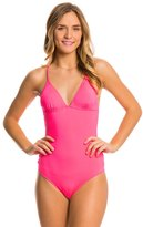 Volcom Simply Solid One Piece Swimsuit 8112057