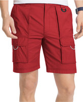 Izod Men's Surfcaster Frontal Cargo Shorts
