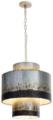 Varaluz Cannery 4-Light Tall Pendant Light