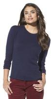 Merona Women's Cashmere Blend Crewneck Pullover Sweater - Assorted Colors