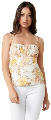 Forever New Sally Gathered Babydoll Bustier