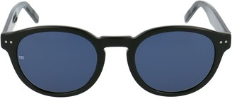 Tommy Hilfiger Round Frame Sunglasses
