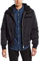 Cheap Monday Men's Space Bomber Long Sleeve Jacket