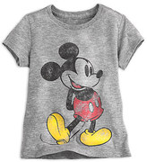 Disney Mickey Mouse Classic Heathered Tee for Girls
