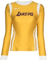 Thumbnail for your product : Nike Lakers performance T-shirt