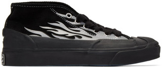 Converse Black A$AP Nast Edition Jack Purcell Chukka Sneakers