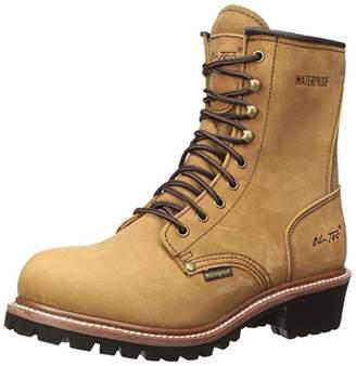 """AdTec 9"""" Super Logger Soft Toe Boots for Men"""