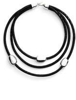 Simon Sebbag Women's Suede Multistrand Necklace