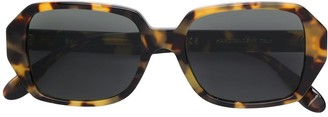 RetroSuperFuture Square Sunglasses