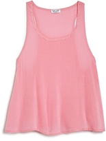 Splendid Girls' Flared Woven Tank - Big Kid