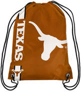 Forever Collectibles Texas Longhorns Big Logo Drawstring Bag