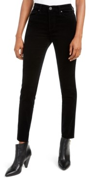 KUT from the Kloth Diana High Rise Fab Ab Skinny Corduroy Pants