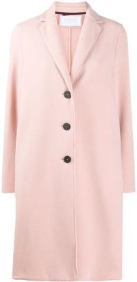 Harris Wharf London Single Breasted Coat