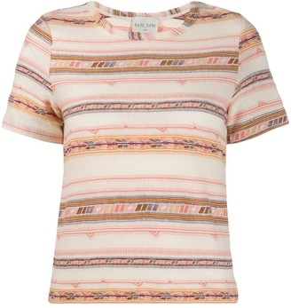 Forte Forte striped crew-neck T-shirt