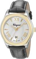 Salvatore Ferragamo Men's FQ1970015 Lungarno Two-Tone Stainless Steel Watch