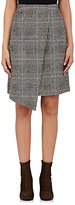 Andersson Bell Women's O-Ring Glen Plaid Tweed Wrap Skirt