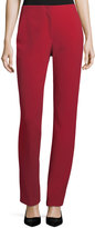 Ralph Lauren Simone Double-Face Stretch-Wool Pants