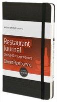 "Moleskine Passion Hard Cover Journal - Restaurant - Black - 5"" x 8.25"""