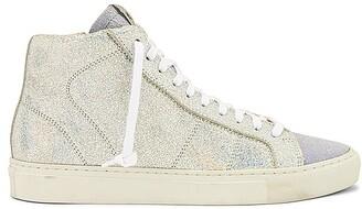 P448 Star High Top Sneaker