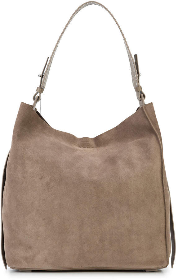 AllSaints Billie North South tote